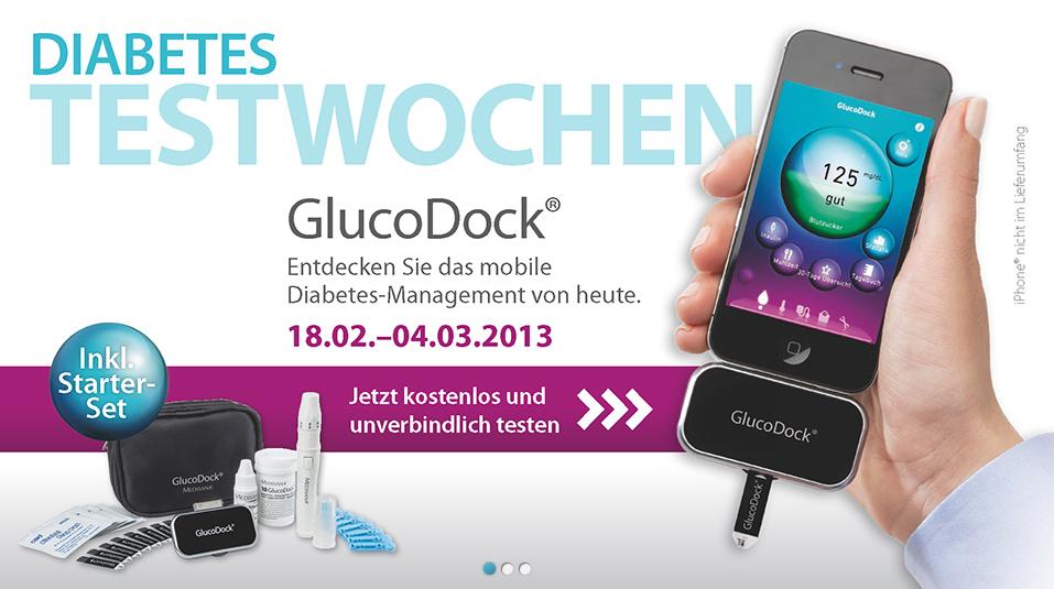 GlucoDock