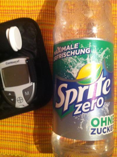 Wirklich erstaunlich lecker - Sprite Zero